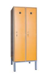 OTB-140-2-RACS 2-dverová šatňová skriňa