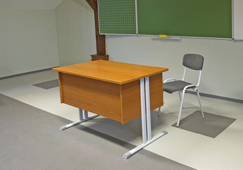 Stoly pre učiteľov