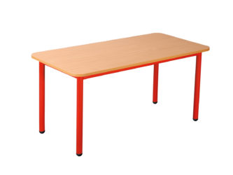 Rozprávkový stôl  obdĺžnik, kovová konštrukcia