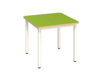Rozprávkový stôl štvorec s dekoritovou doskou