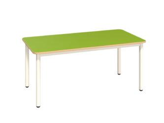 Rozprávkový stôl obdĺžnik s dekoritovou doskou