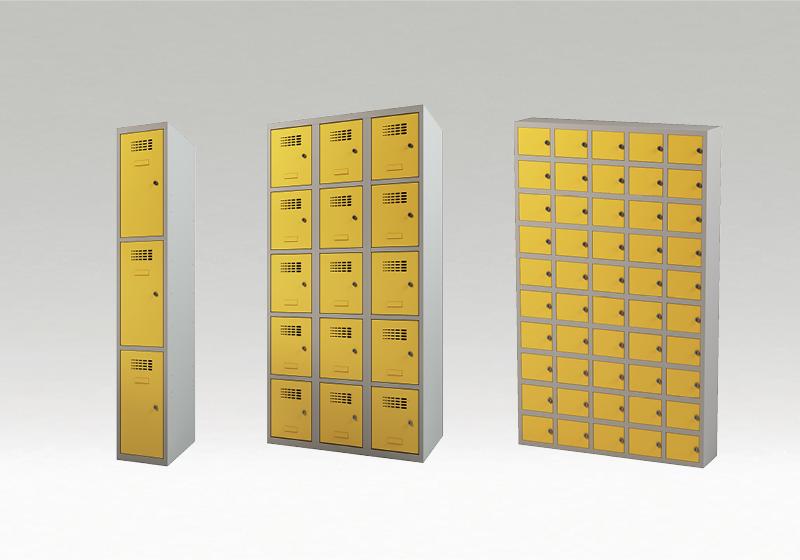 LOCKMET úschovné skrine
