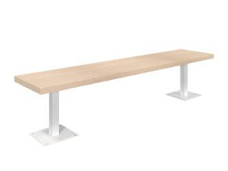 Kraft šatňová lavica