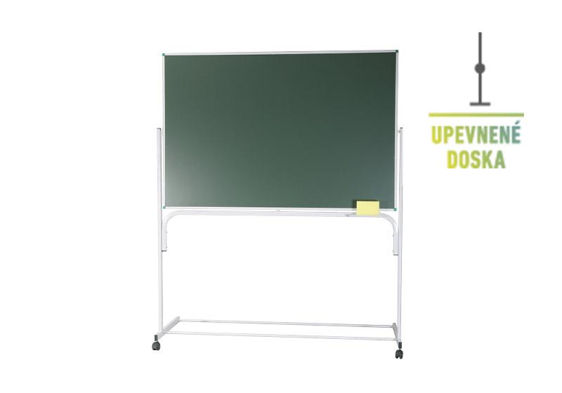 Classic stojanová tabuľa fixná zelená