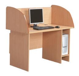 Multicomp Plus počítačový stôl