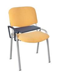 ISO stolička s písacou doskou