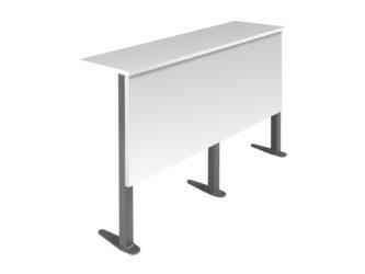 1 miestny predný rad s doskou stola