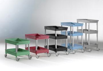 Mww variabilný vozík