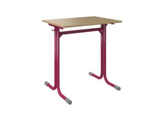 Laminátová zaoblená doska stola