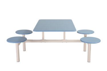 Jedálenský stôl Quadra 2.