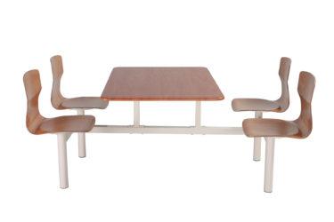 Jedálenský stôl Quadra 4.