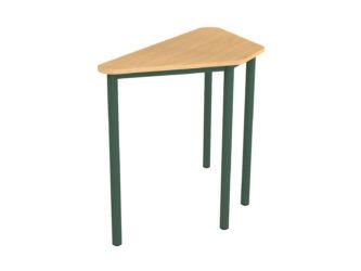 45° lichobežníkový stôl