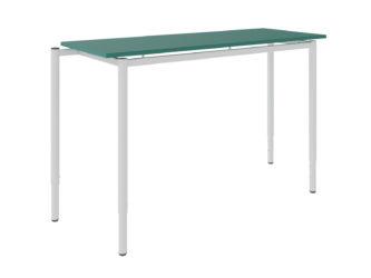 Študentský stôl, laminát, rohový