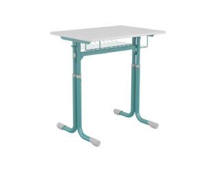 Nataša študentský stôl, laminát, nezaoblená doska stola