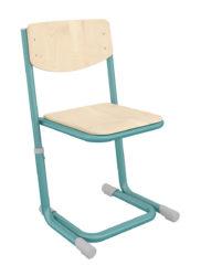 Nataša stolička, sedák a operadlo preglejka, 4-6 vek.kat.