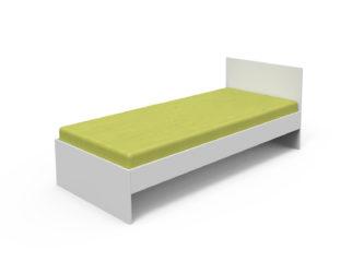 laminátový korpus postele